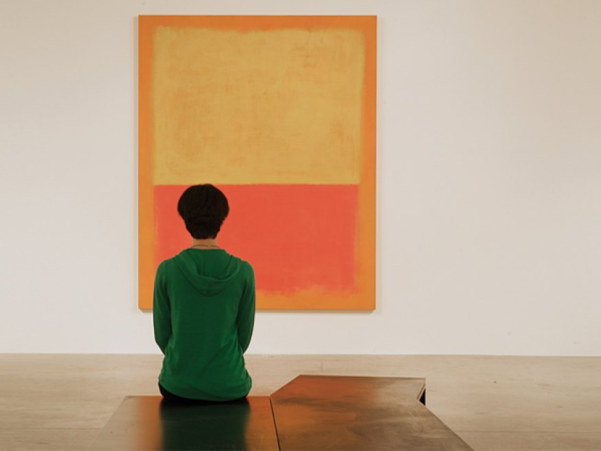 Mark Rothko:Into an Unknown World